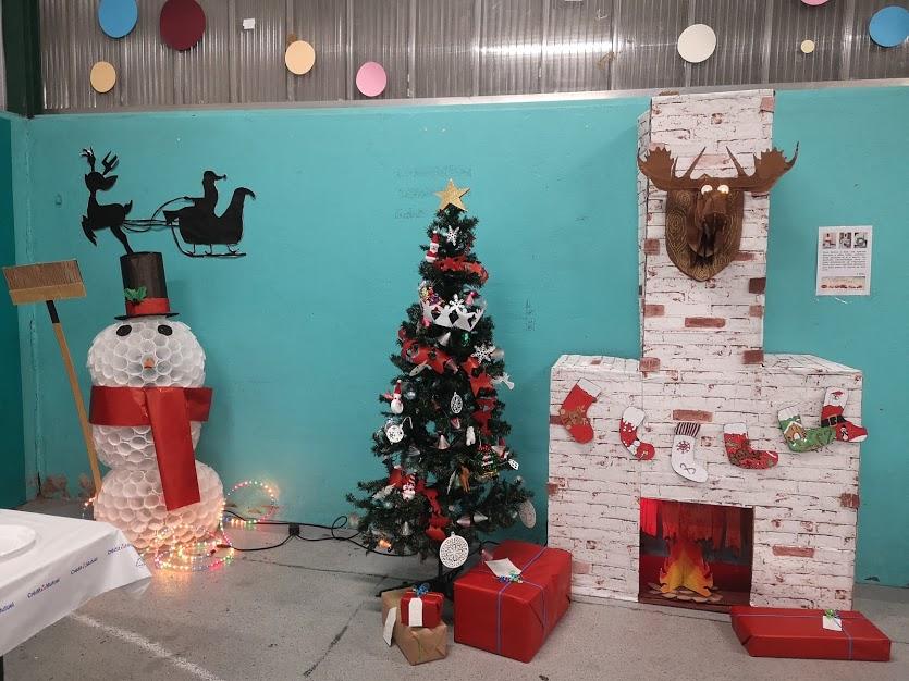 Retour sur le marché de Noël !