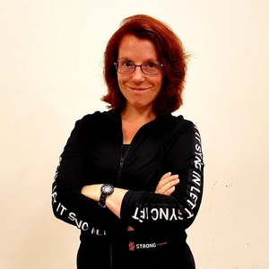 Virginie Florentin, professeur de Zumba